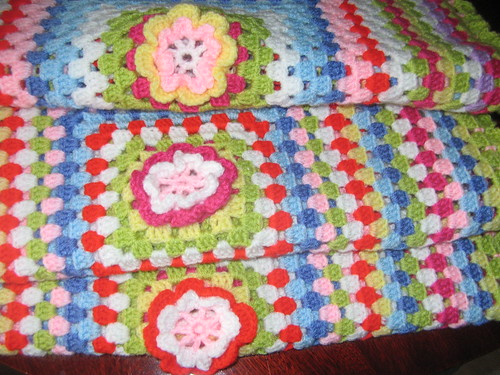 crochet cushion covers by fishoseven