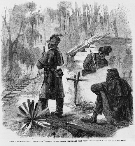 The Louisiana Native Guard