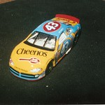 Cheerios Racing Machine