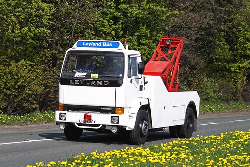 Leyland recovery