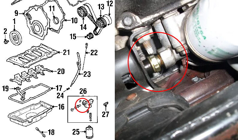 Can Someone Tell Me What Sensor Is Behind The Front Motor