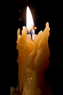 Candles - Earth Hour