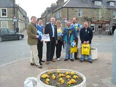 Richard Lochhead SNP, Scottish Elections 2011