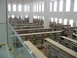 高崎市立図書館