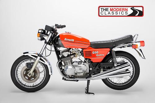 1974 Benelli 500 Quattro
