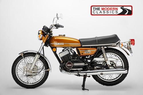 1974 Yamaha RD250