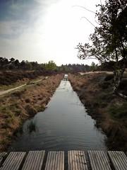 Kanaal op Heidestein