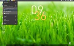 Segundo intento de personalización del escritorio Gnome3
