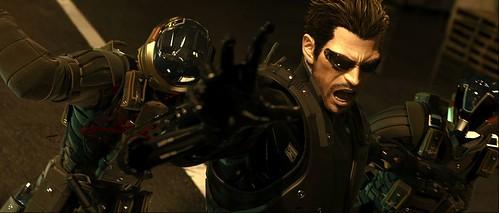 CBS Films Obtains Rights For Deus Ex Movie