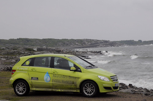 Mercedes-Benz F-CELL World Drive 2011; Europe From Oslo to Hamburg | by Mercedes-Benz F-Cell