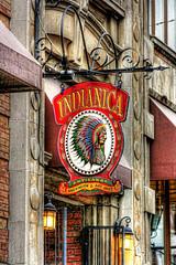 Montreal CA - Indianica Art Shop