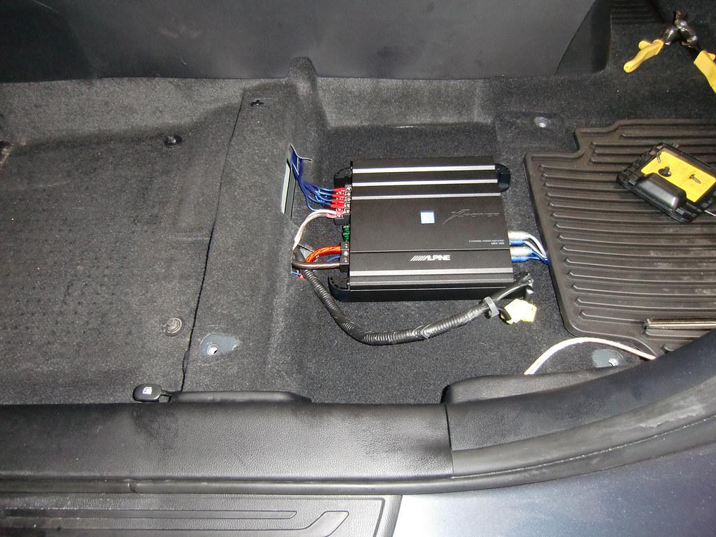 Alpine Mrx V60 Installation
