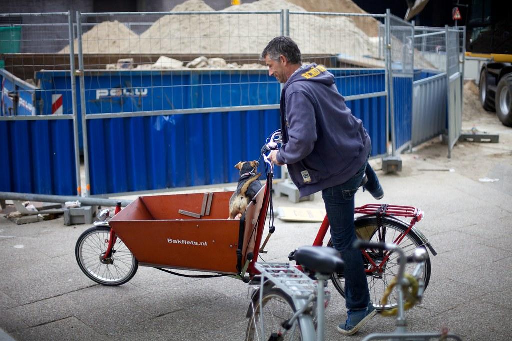 Liefde voor de fiets @ De VIPbus