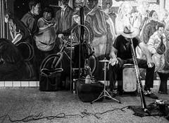 Subway's musician