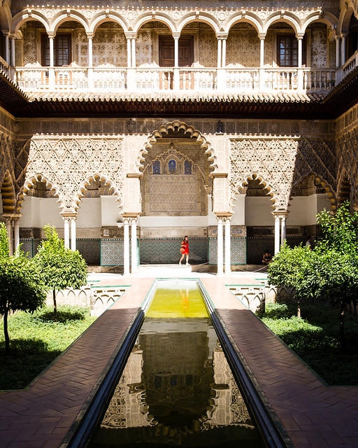 The Royal Alcázar
