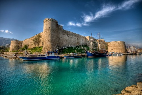 Girne Castle,North Cyprus