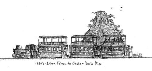 Linea Ferrea del Oeste - Puerto Rico