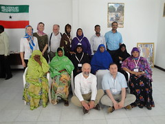 ISUOG Outreach Somaliland Project