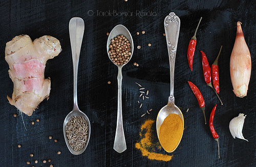 the fish curry spices by bognarreni
