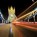 Tower Bridge Lightstream by ` Toshio '