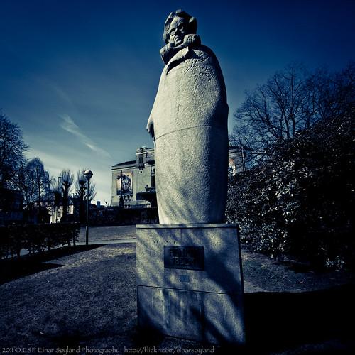 * Explore * Henrik Ibsen ( 1828-1906 )