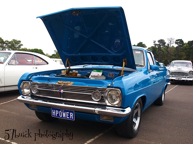 1967 HR Holden ute