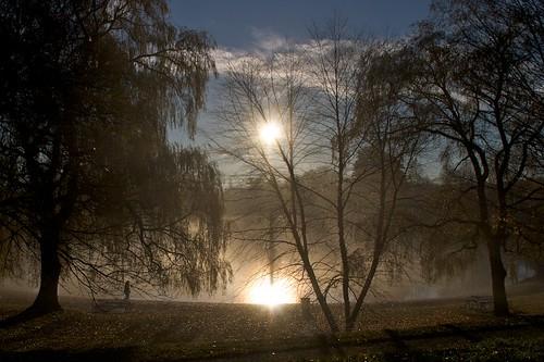 fog sunrise ma massachusetts frogpond newburyport jarredstanleyflickrexportdemo