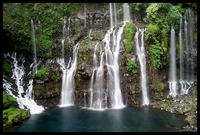 Cascade Langevin (Réunion)