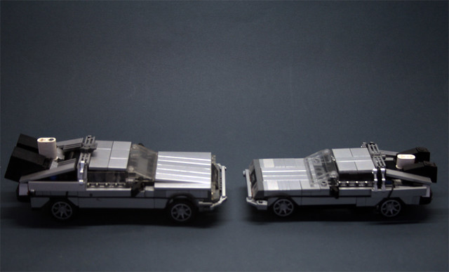 Delorean Comparission