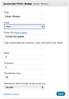 Javascript Flickr Badge Wordpress Widget by erikrasmussen
