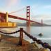 Suspensions - Golden Gate Bridge, San Francisco, California by PatrickSmithPhotography