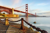 Suspensions - Golden Gate Bridge, San Francisco, California by PatrickSmithPhotography
