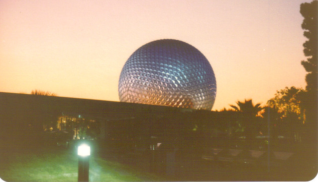 Epcot - Spaceship Earth II