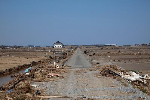 after Tsunami