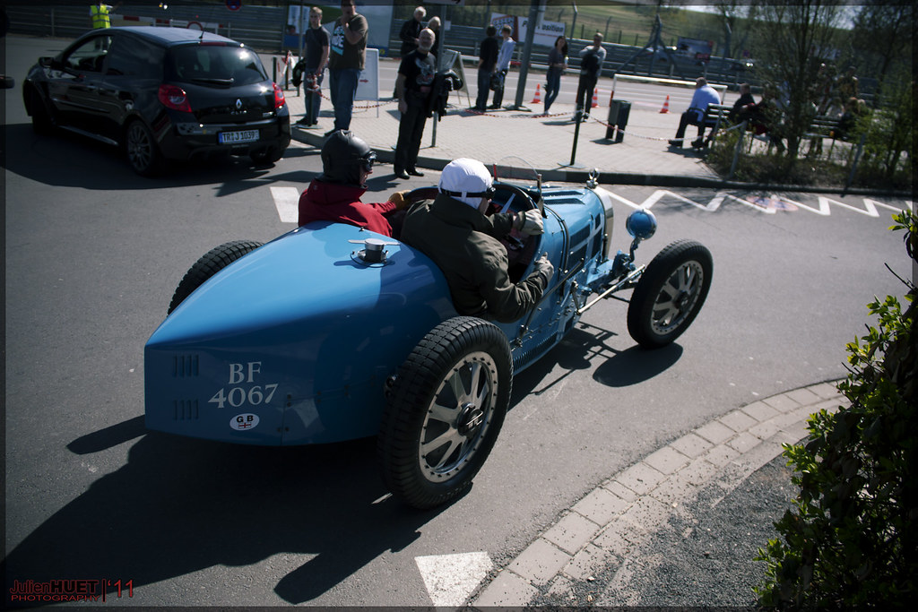Bugatti Type 35B R Grand Prix (PS) BF 4067 (GB) @Nurburgring