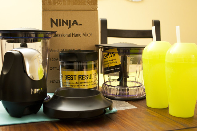 Ninja Food Processor With Chute
