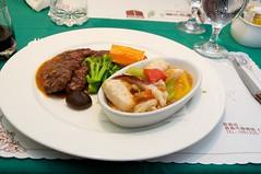Short Rib & Stir-Fried Seafood