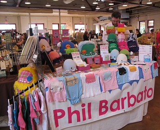 Phil Barbato @ The Handmade Market