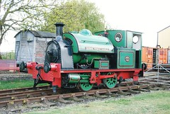 Robert Stephenson & Hawthorns locos