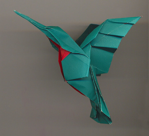 Origami, The Art of Designing and Manufacturing Masterpieces - photo#27