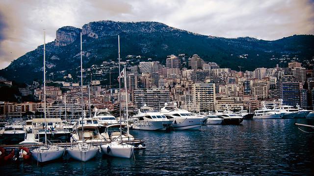 0191 - Monaco, Harbour [0015FE]
