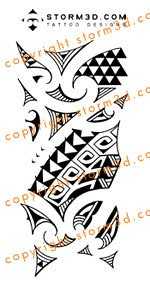 forearm tattoo designs on tribal-forearm-tattoo-design-sketch-storm3d | Flickr - Photo Sharing!