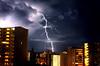 Lightning in Paradise
