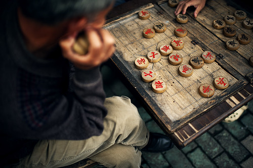 Shanghai-2011-chinese-street-chess