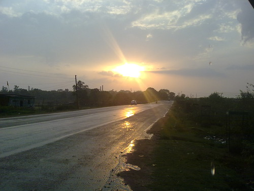 sunset nokia hec ranchi hatia