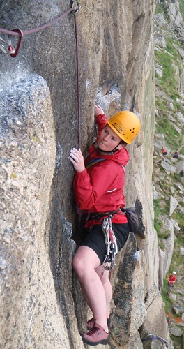 Jo seconding P3 of Suicide Wall