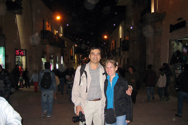 Cusco night