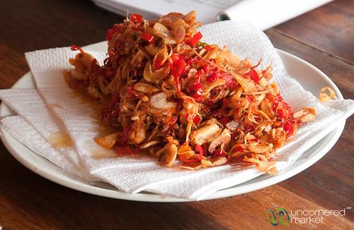 Freshly Cooked Sambal - Bali,