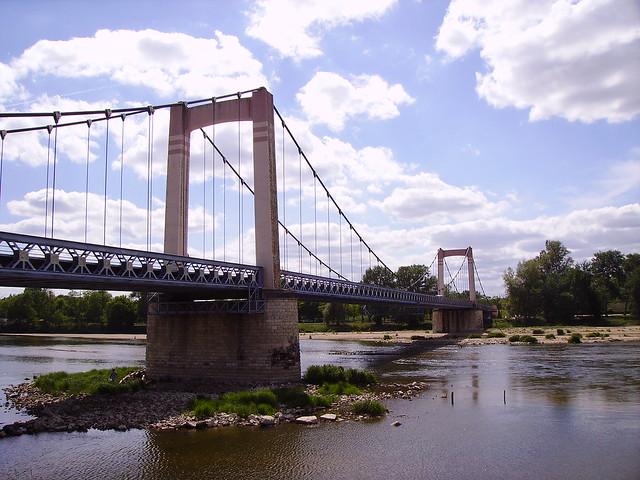 pont face nord cosne cours sur loire explore jpc24m 39 s p flickr photo sharing. Black Bedroom Furniture Sets. Home Design Ideas