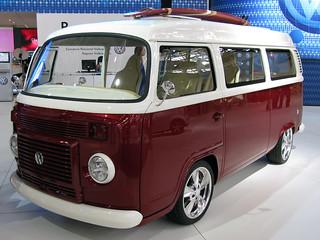 VW Kombi Surf